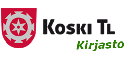 Kirjasto logo