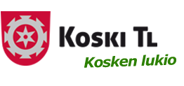 Kosken lukio logo
