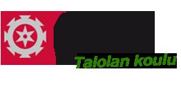 Talolan koulu logo