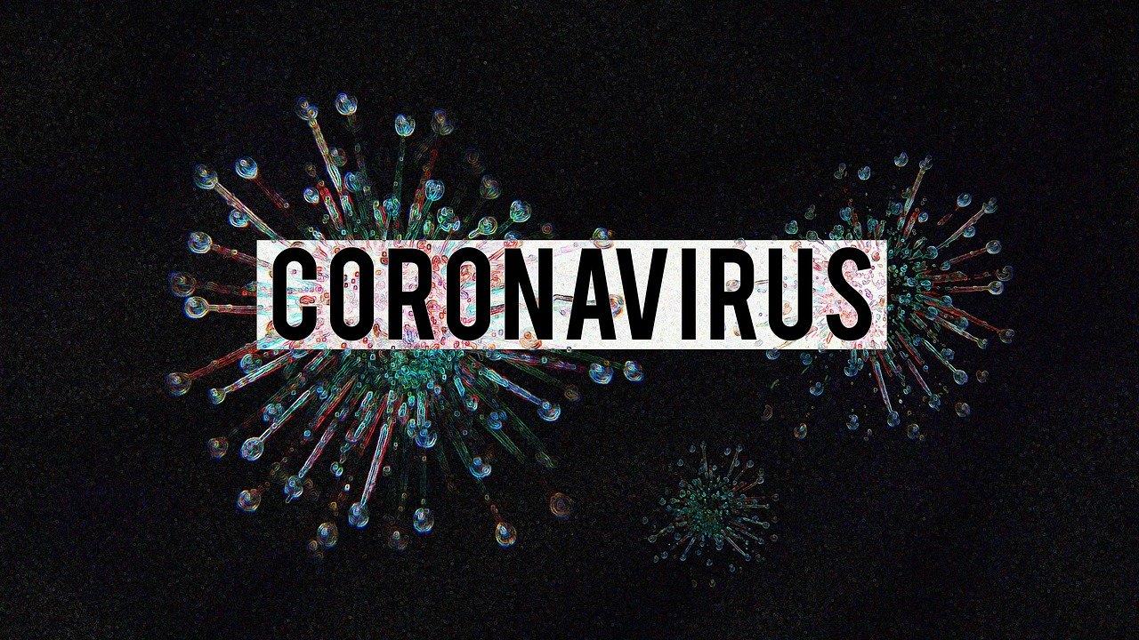 Kuvituskuva koronavirus